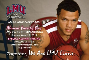 Handout Flier (Front) - Alumni Family Day