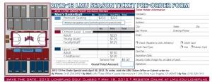 Handout Flier (Back) - 2013 Ticket Preorder Flier