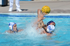 LMU vs. UCLA Burns Aquatics Center