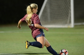 Nikki Martino LMU women's soccer vs. Nebraska-Omaha Sept. 24, 2016