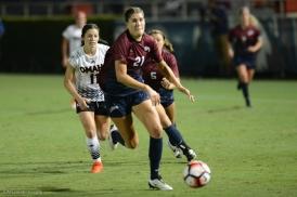 Pilar Torres LMU women's soccer vs. Nebraska-Omaha Sept. 24, 2016