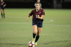 Maddie Medved LMU women's soccer vs. Nebraska-Omaha Sept. 24, 2016