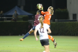 LMU women's soccer vs. Nebraska-Omaha Sept. 24, 2016