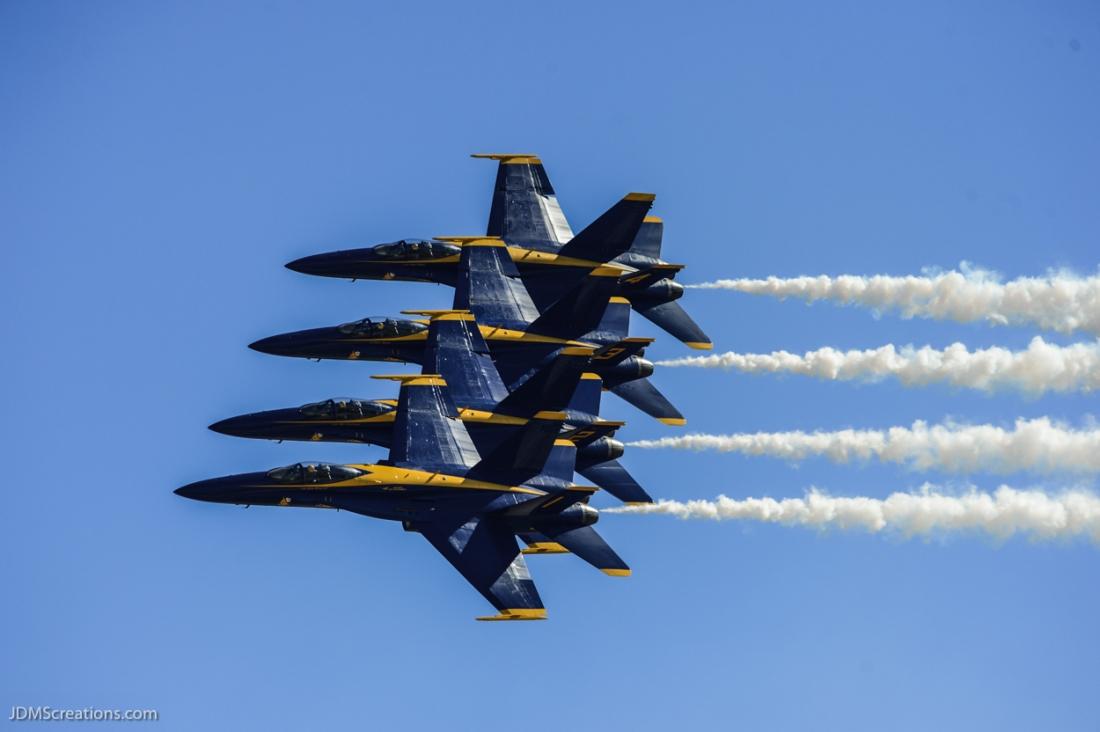 2016 Miramar Air Show  U.S. Navy Blue Angels