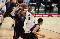 Kelvin Amayo LMU Men's Basketbal vs. Boise State Dec. 5, 2016