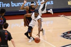 Kelvin Amayo LMU Men's Basketbal vs. Boise State Dec. 5, 2016