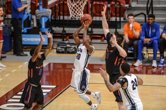Brandon Brown LMU Men's Basketbal vs. Boise State Dec. 5, 2016