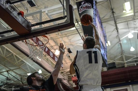 Petr Herman LMU Men's Basketbal vs. Boise State Dec. 5, 2016