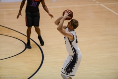 Erik Johansson LMU Men's Basketbal vs. Boise State Dec. 5, 2016