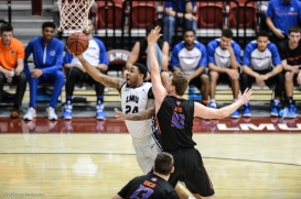 Shamar Johnson LMU Men's Basketbal vs. Boise State Dec. 5, 2016