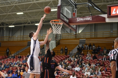 LMU Men's Basketbal vs. Boise State Dec. 5, 2016