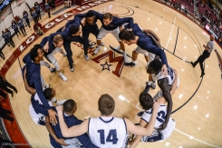 Team LMU Men's Basketbal vs. Boise State Dec. 5, 2016