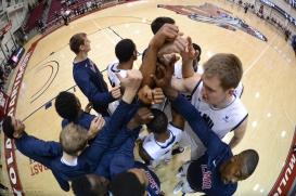 Team LMU Men's Basketbal vs. Boise State Dec. 5, 2016