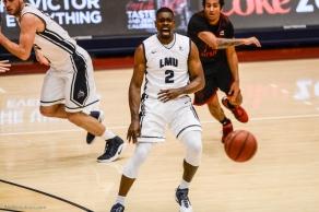 Kelvin Amayo LMU men's basketball vs. Southern Utah Dec. 8, 2016