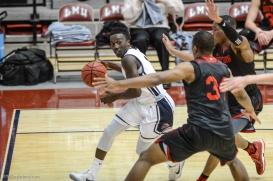 Munis Tutu LMU men's basketball vs. Southern Utah Dec. 8, 2016