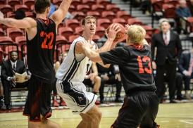 Petr Herman LMU men's basketball vs. Southern Utah Dec. 8, 2016