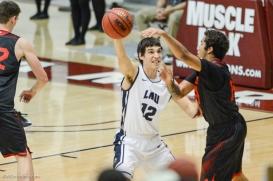 Steven Haney Jr. LMU men's basketball vs. Southern Utah Dec. 8, 2016