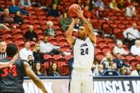 Shamar Johnson LMU men's basketball vs. Southern Utah Dec. 8, 2016