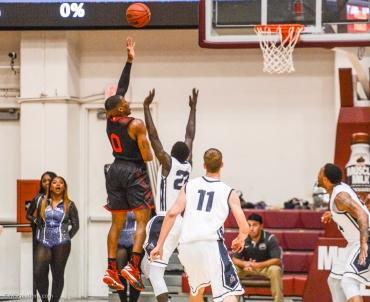 LMU men's basketball vs. Southern Utah Dec. 8, 2016