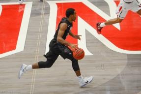 Jeffery McClendon LMU men's basketball at CSUN at Matadome Dec. 10, 2016 in Northridge, CA