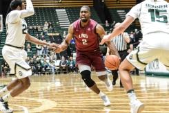 Kelvin Amayo LMU men's basketball at Colorado State Dec. 19, 2016 Moby Arena