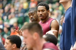 Jeffery McClendon LMU men's basketball at Colorado State Dec. 19, 2016 Moby Arena