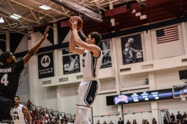 Steven Haney LMU men's basketball vs. No. 1 Gonzaga Feb. 9, 2017