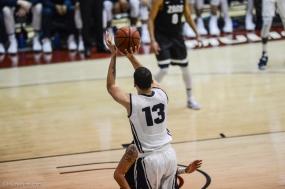 Trevor Manuel LMU men's basketball vs. No. 1 Gonzaga Feb. 9, 2017