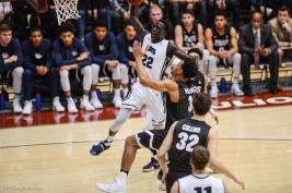 Buay Tuach LMU men's basketball vs. No. 1 Gonzaga Feb. 9, 2017