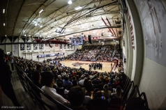 Gersten Crowd Fans LMU men's basketball vs. No. 1 Gonzaga Feb. 9, 2017