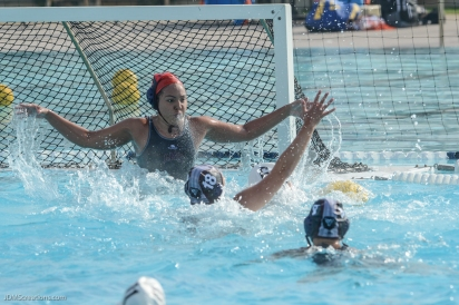 Sky Flores LMU women's water polo vs. Michigan LMU Invitational Mar. 17, 2027