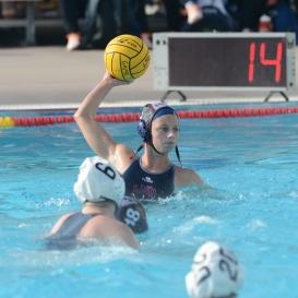 Caitlin Schafer LMU women's water polo vs. Michigan LMU Invitational Mar. 17, 2027