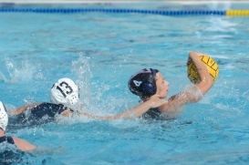 Caitlin Schafer LMU women's water polo vs. Michigan LMU Invitational Mar. 17, 2027