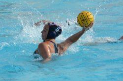 Arianna St. Oegger LMU women's water polo vs. Michigan LMU Invitational Mar. 17, 2027