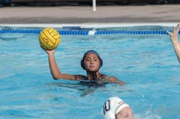 Kiana Etrata LMU women's water polo vs. Pomona-Pitzer LMU Invitational Mar. 17, 2027
