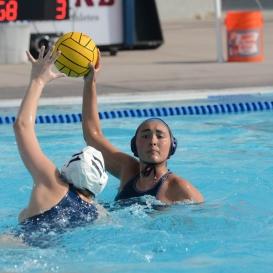Hana Vilanova LMU women's water polo vs. Michigan LMU Invitational Mar. 17, 2027