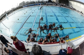 Team LMU women's water polo vs. Michigan LMU Invitational Mar. 17, 2027