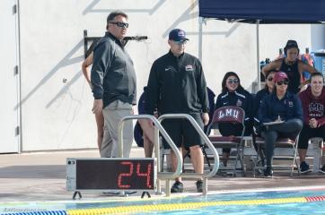 Kyle Witt Gary Dyogi LMU women's water polo vs. Michigan LMU Invitational Mar. 17, 2027
