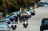 Special Olympic Southern California LETR Final Leg - Central Route - Monday, June 5, 2017 Redondo Beach Police Department