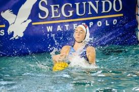 CCHS Water Polo at El Segundo High School - Jan. 25, 2017