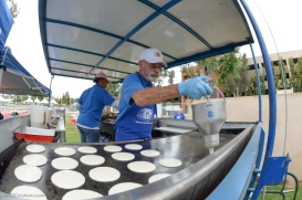 2017 Special Olympics Southern California Summer Games Day Two June 11, 2017 - Morning Breakfast