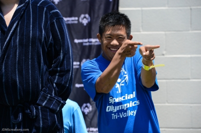2017 Special Olympics Southern California Summer Games Day Two June 11, 2017 Swimming Medal Celebration