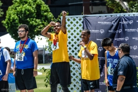 2017 Special Olympics Southern California Summer Games Day Two June 11, 2017 Track