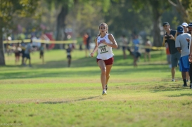 Danielle Shanahan LMU Cross Country at Mark Covert Classic - Brea, CA - Carbon Canyon Regional Park - Sept. 2, 2017