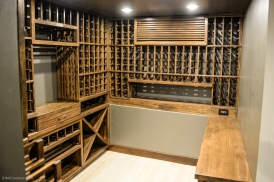 Wine Cellar SoCal Dream House Raffle Media Day - Hollywood Hills - Jan. 29, 2018