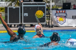 2018 GCC Championships - Game 3 - Azusa Pacific vs, Fresno State - Apr. 27, 2018