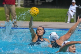 2018 GCC Championships - Game 2 - LMU vs. Santa Clara - Apr. 27, 2018