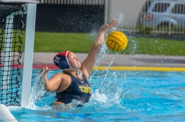 2018 GCC Championships - Game 5 - California Baptist vs. Santa Clara - Apr. 28, 2018