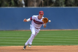 Nick Sogard LMU baseball vs. Saint Mary's - May 20, 2018